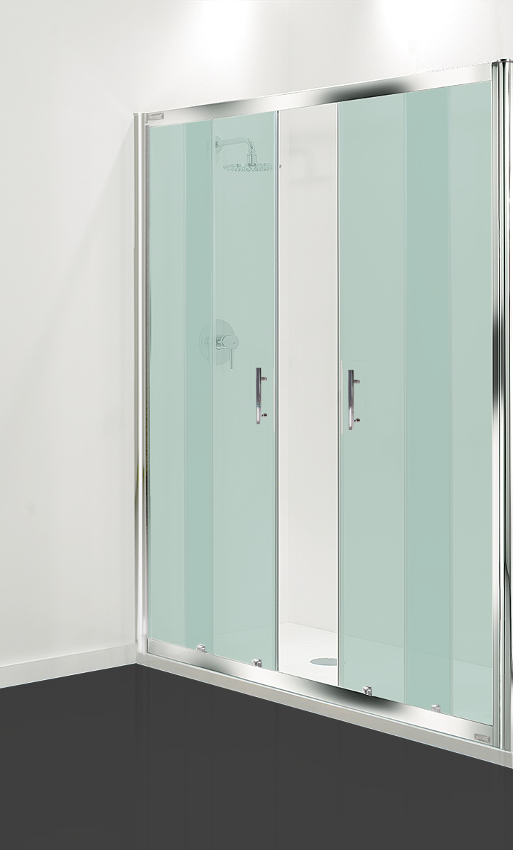 Custom shower door designer - bespoke shower enclosure design