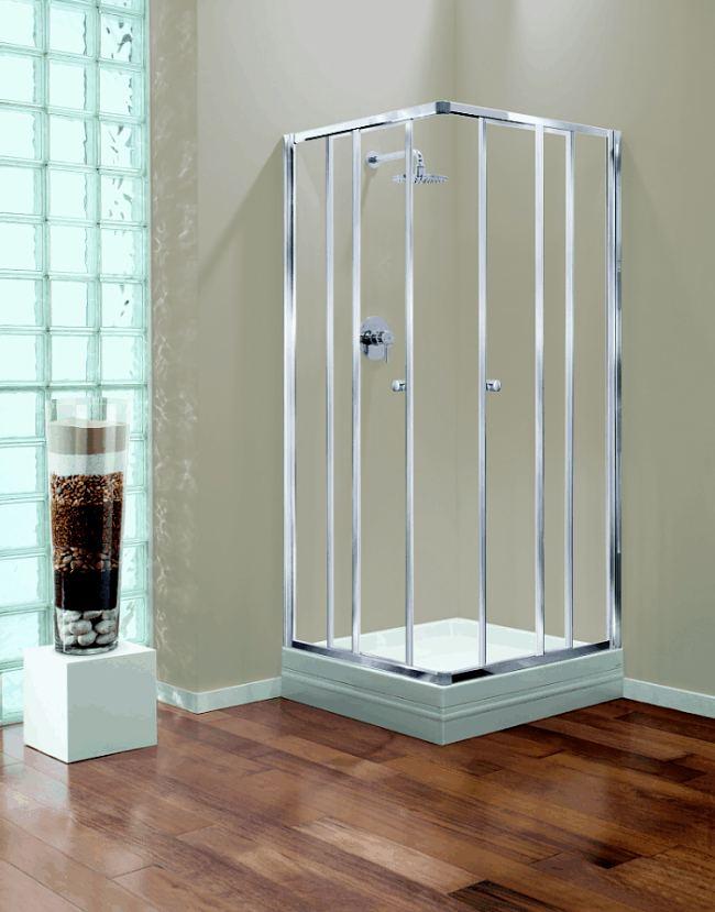 Coram GB Corner entry shower enclosure