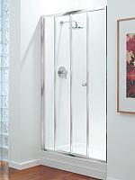 Coram GB sliding shower door