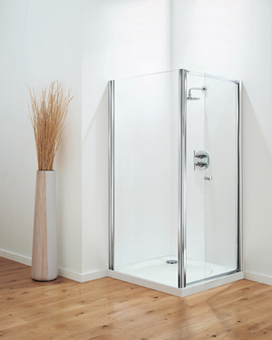 Coram Optima shower enclosure range