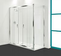 Coram Optima Shower Enclosure Side Wall Panel