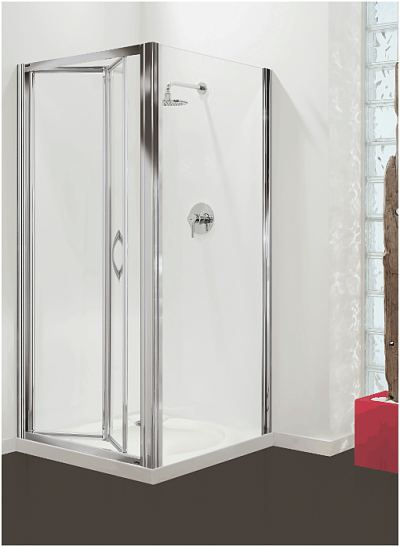 Coram Premier Bi Fold Shower Door