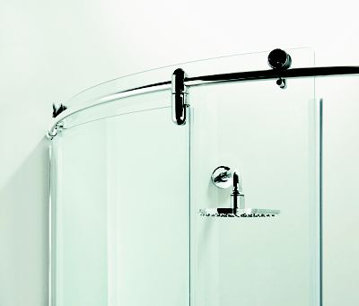 Premier Frameless Crescent Shower Door