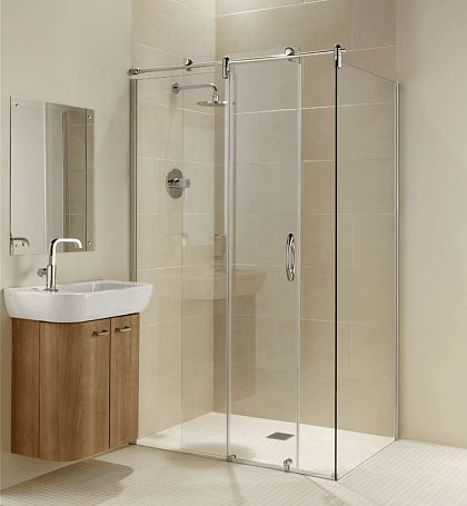 Coram Premier Frameless Enclosures