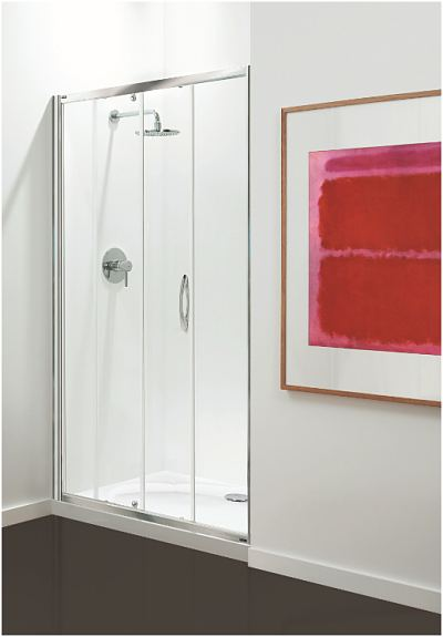 Premier Sliding Shower Door By Coram