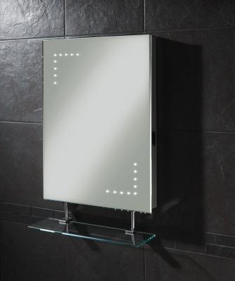 celeste steam free bathroom mirror from hib. Black Bedroom Furniture Sets. Home Design Ideas