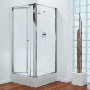Side panles for shower enclosures by Coram