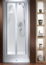 Douglas James Easy Fit shower cubicles