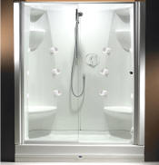 Leak free shower pods.