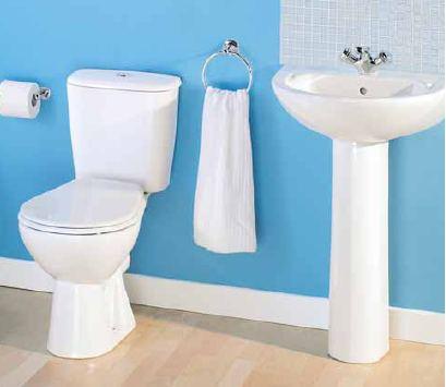 Peachy Twyford Elite Bathroom Suite Machost Co Dining Chair Design Ideas Machostcouk