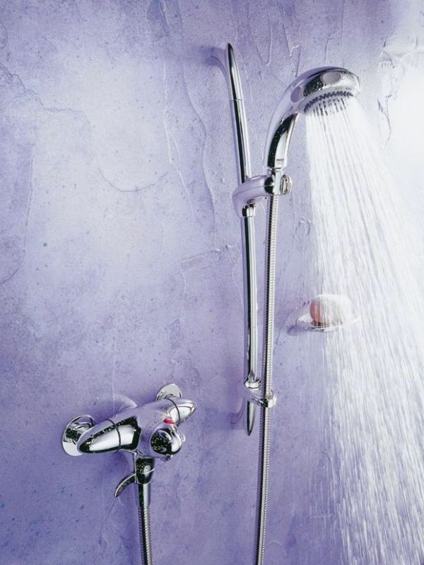 Mira Fino Thermostatic Mixer Shower