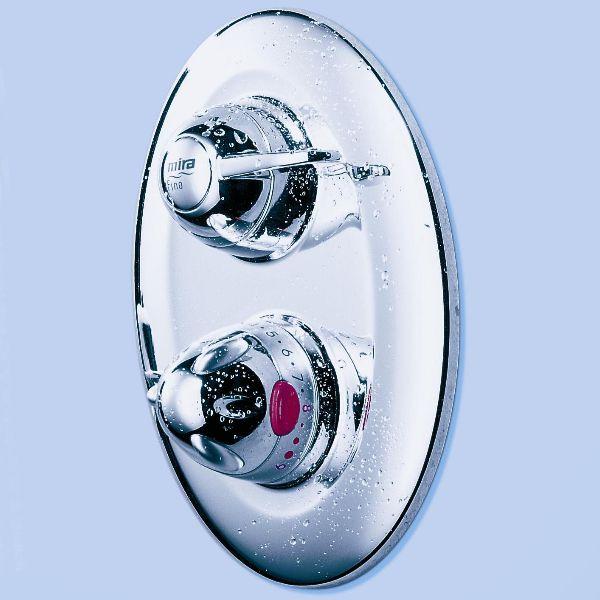 Mira Fino Thermostatic Mixer Shower