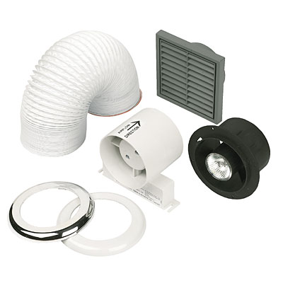Bath extractor fans bath fans Most powerful bathroom extractor fan