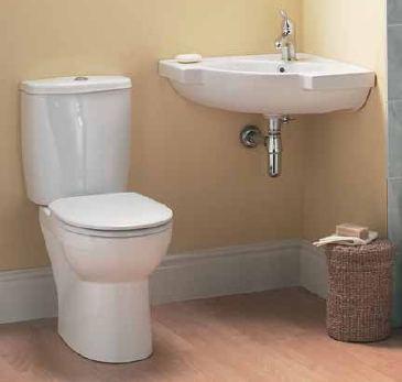 Twyford Galerie Optimise Bathroom Suite