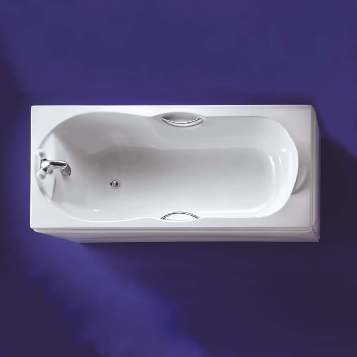 alto rectangular bath