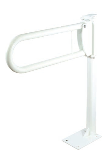 Hinged Support Rails Doc M Drop Down Wc Support Rail