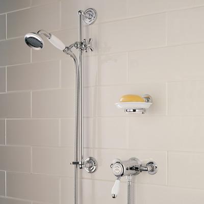 Bathroom shower hose - Bristan Colonial Thermostatic Shower