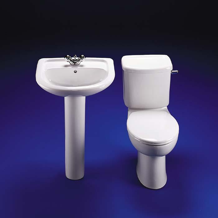 Ideal standard alto bathroom suite - Montana Bathroom Suite