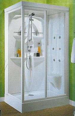 Moulded Shower Pods Sweet Puff Glass Pipe
