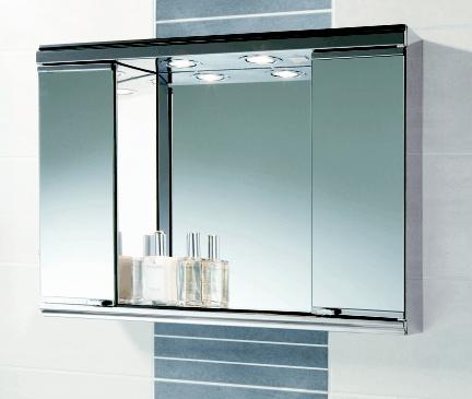Mini Burga Bathroom Cabinet By Hib