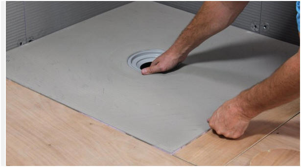 All About Wet Rooms. Wet Room Floor Trays, Formers And Drains | Preformed  Floor Inserts To Create A Wet Room Shower