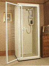 Kubex shower pod cubicle