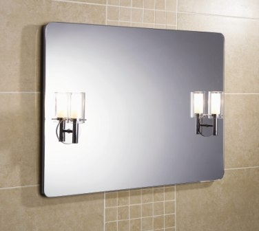 Model  Bathroom Mirrors  ELKORCULA Korcula Bevelled Bathroom Mirror