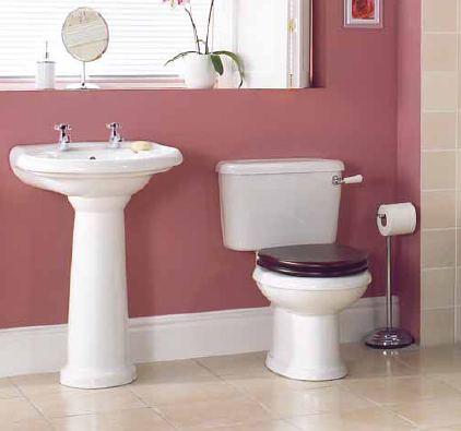 Twyford Albany Bathroom Suite