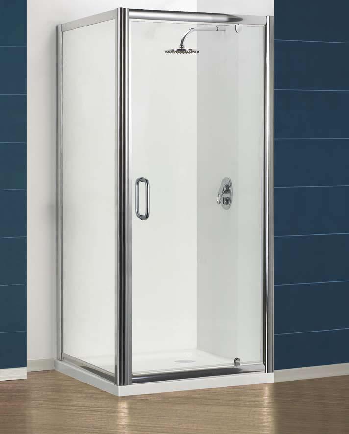 Pivot Shower Door The Vantage By Eastbrook