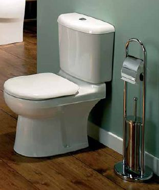 Twyford Wave Bathroom Suite