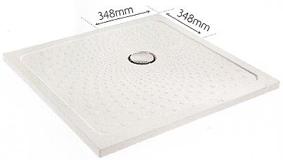 Slimline 35 shower trays - ultra low profile