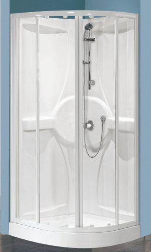 Novellini Media Shower Pods Leak Free Shower Cabins