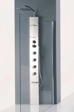 Novellini Cascata 1 shower panel