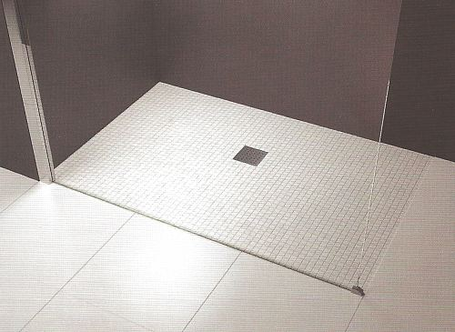 Novellini Quattro Deck Wet Room Shower Floor Former