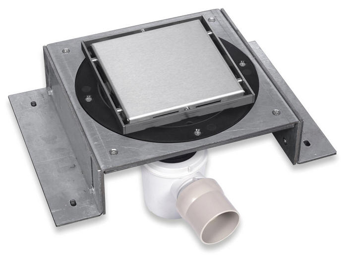Linear Shower Drains For Screed Floor Wet Room Showers Linear Shower Gully By Novellini